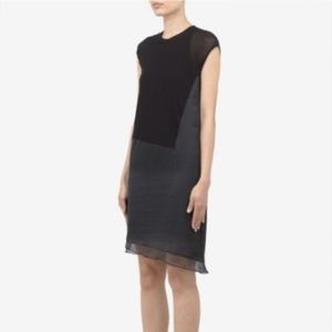 NWT Helmut Lang black dress